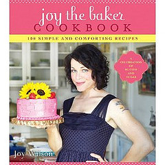 joy the baker cookbook (Photo from her website)