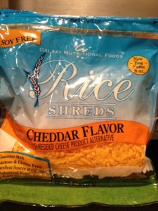 Galaxy Rice Shreds: Cheddar