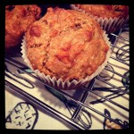 Gluten-Free Carrot Morning Muffins