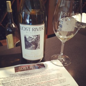 Lost River Wine Tasting
