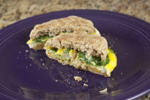 Quick Breakfast Sandwiches from Macheesmo (Photo from Macheesmo.com)