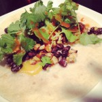 Taco Tuesday: Black Bean & Lime