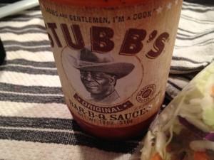 Stubbs BBQ Sauce