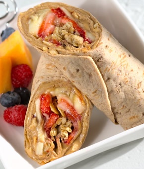 That's a Wrap...Simple Quick and Tasty Breakfast Wraps - A Byte of ...