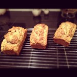 Chocolate Chip Walnut Banana Bread (Gluten Free, Vegan, Nut Free Options)