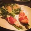 Prosciutto Wrapped Chicken & Asparagus