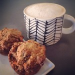 Morning Things: Muffins and Coffee