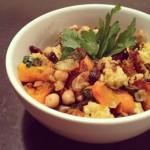 Butternut Squash Couscous (Vegetarian, Vegan, Meat Free, Dairy Free)